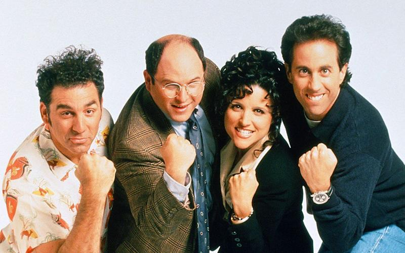 Netflix acquires exclusive rights to Seinfeld