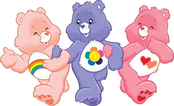 <b>2002-2006</b><br><br>The Care Bears relaunched in 2002 with an updated look and 15 new bears.
