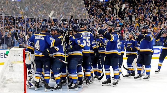The Blues Have Finally Returned to the Stanley Cup Final—But This Time Feels Different