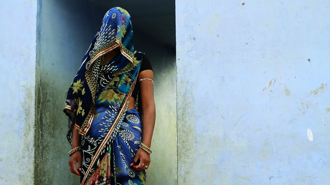 Still from The Sari, A Film by Q. Q will be one of the filmographers working on The Sari Project. (supplied)