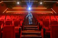 Cinemas in India begin re-opening on Thursday after a nearly seven-month coronavirus shutdown