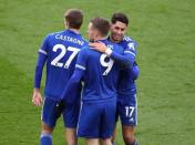 Premier League - Leicester City v Sheffield United
