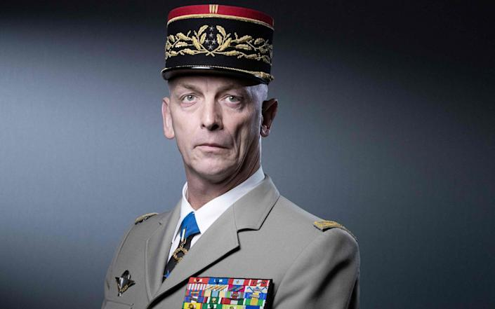 French armed forces chief of staff General Francois Lecointre - JOEL SAGET/AFP