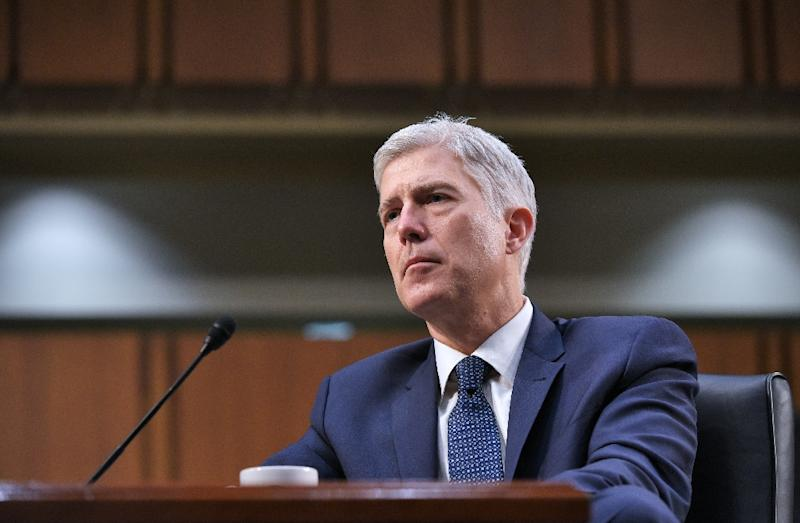The Senate began formal debate on Neil Gorsuch, as Democrats insisted they have the necessary votes to defeat his Supreme Court nomination through use of a filibuster
