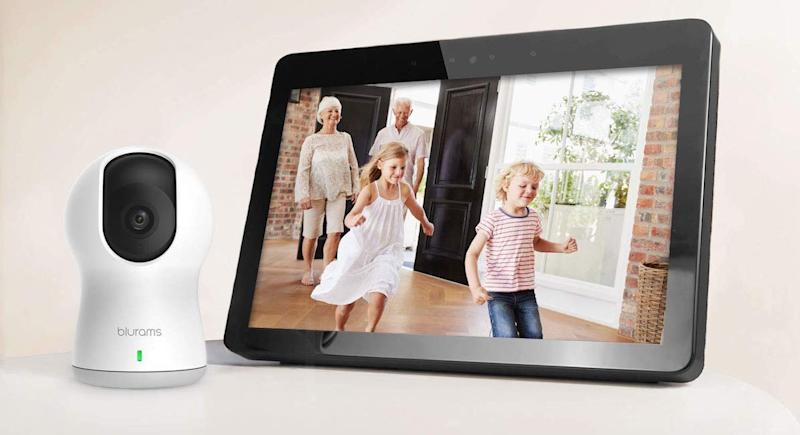 Keep an eye on what's going on at home, anytime, anywhere. (Photo: Amazon)