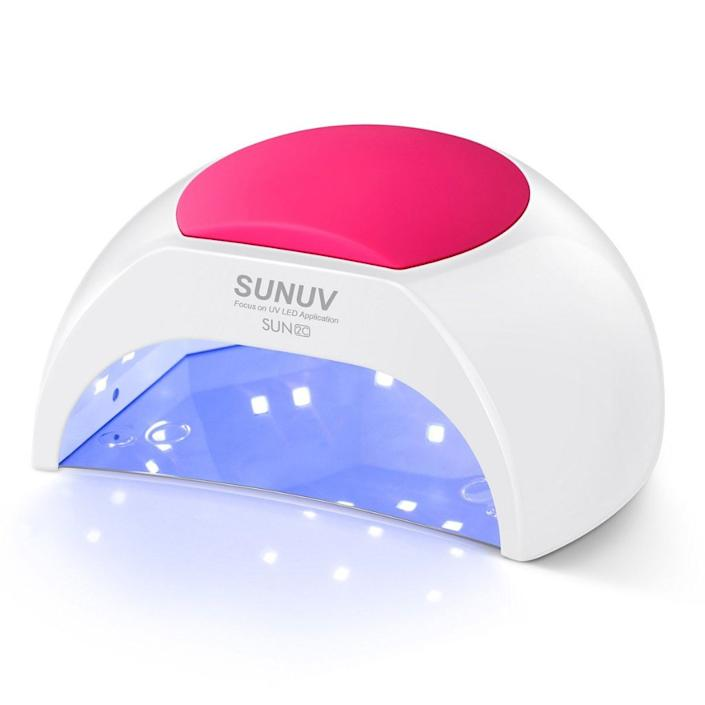 sunuv, best nail lamps