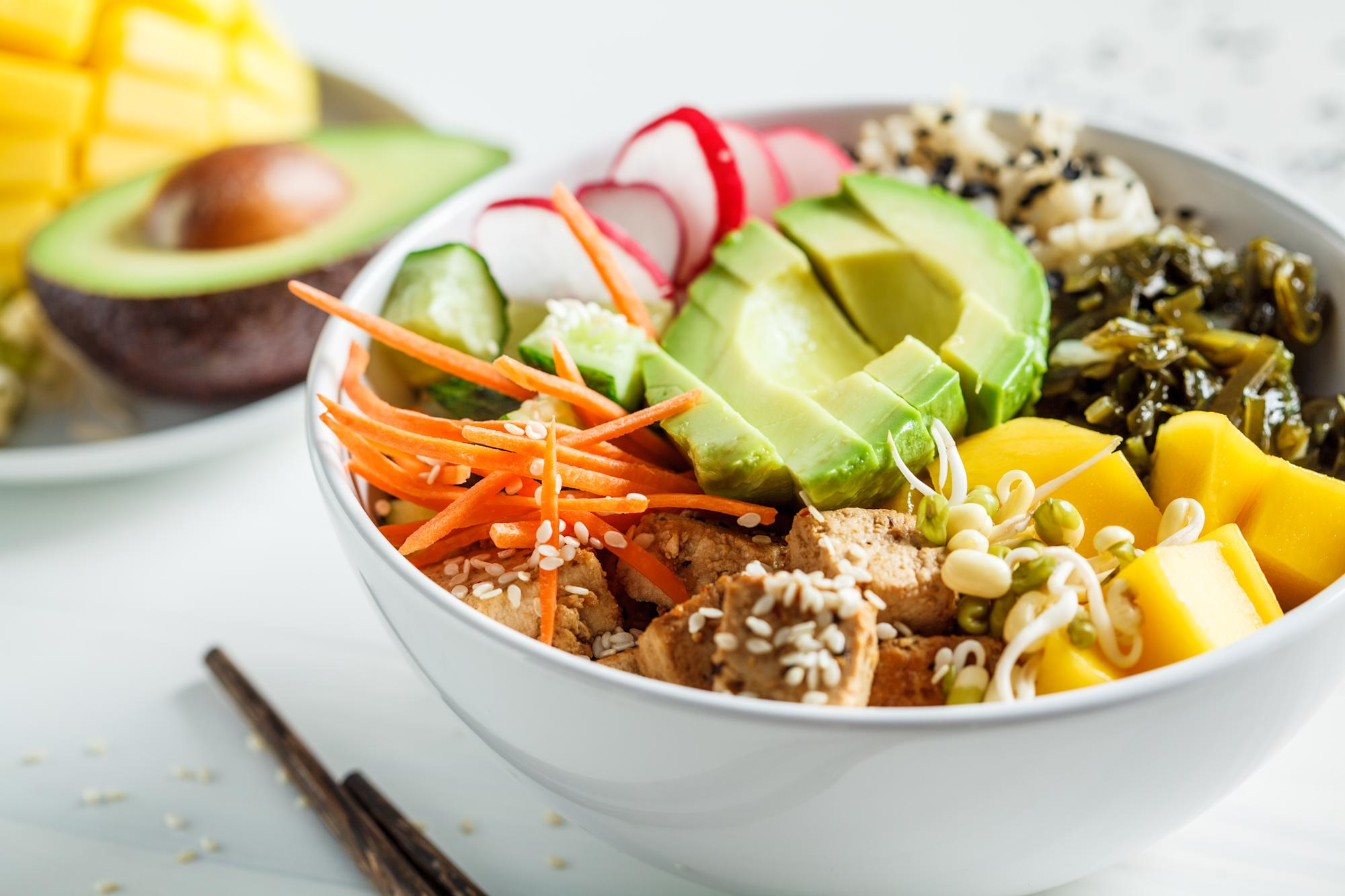 A vegan diet cuts severe COVID risk by 73%, study suggests