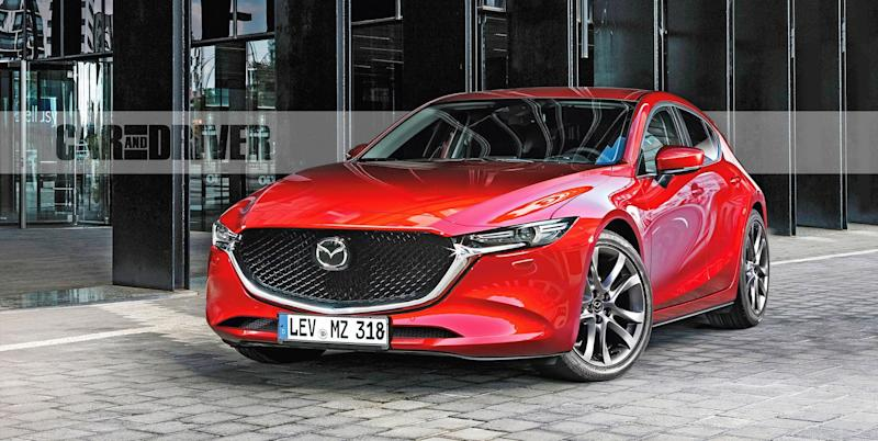 2020 mazda 3 one of the best compacts looks to get even better. Black Bedroom Furniture Sets. Home Design Ideas
