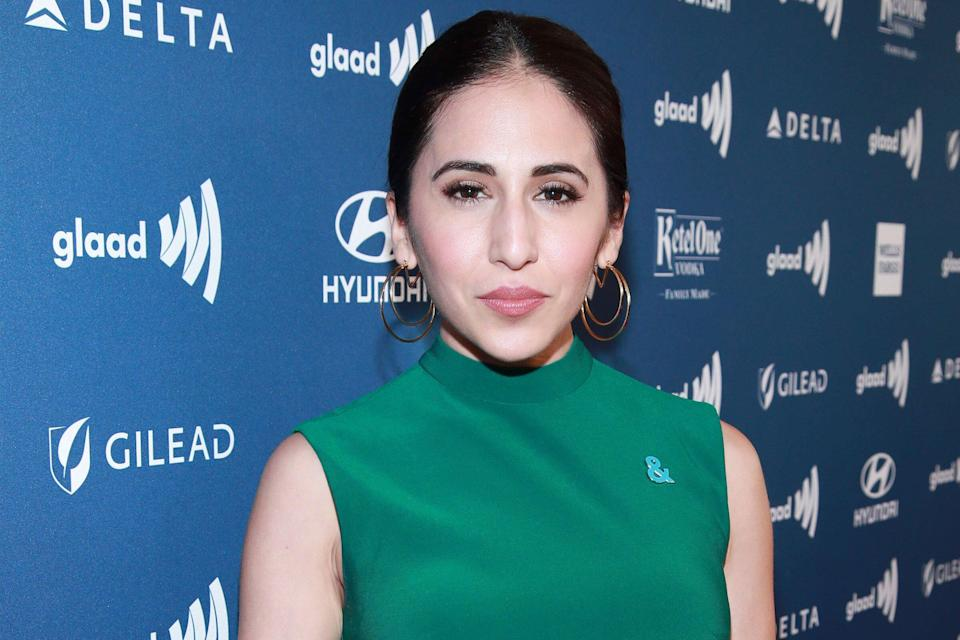 """The <em>Crazy Ex-Girlfriend</em> actress <a href=""""https://people.com/parents/crazy-ex-girlfriend-star-gabrielle-ruiz-miscarriage/"""" rel=""""nofollow noopener"""" target=""""_blank"""" data-ylk=""""slk:shared her story"""" class=""""link rapid-noclick-resp"""">shared her story</a> on Instagram to let others know that they aren't alone. """"This morning at 3:20am, I had a miscarriage. When our OB-GYN gave us the news, I went through all the emotions; shocked, numb, confused, practical, overwhelmed, scared, sad, sarcastic, relieved, frustrated, even the thought, 'Oh, this couldn't be happening to US,' """" <a href=""""https://www.instagram.com/p/B4V9biUnLqw/"""" rel=""""nofollow noopener"""" target=""""_blank"""" data-ylk=""""slk:Ruiz wrote"""" class=""""link rapid-noclick-resp"""">Ruiz wrote</a> on Nov. 1, 2019. """"That very same day was also Oct 15th, Pregnancy and Infant Loss Awareness Day on social media. The stories you all shared gave me strength, understanding and the feeling that I truly wasn't alone and that this all wasn't in any way my fault."""" """"So, I feel it is my duty to continue the transparency in sharing the secret story-telling of miscarriages,"""" Ruiz continued. """"Because no one really talks about it as much as we should. I now have the opportunity to tell you that you, my dear, are not alone."""""""