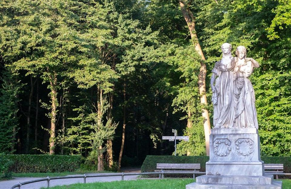 Hannover's Eilenriede is the largest urban forest in Europe (Jennifer Curcio)