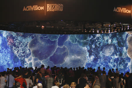 Activision Blizzard is Firing CFO Spencer Neumann