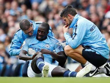 Premier League: Manchester City left-back Benjamin Mendy potentially out of action for 12 weeks following knee surgery