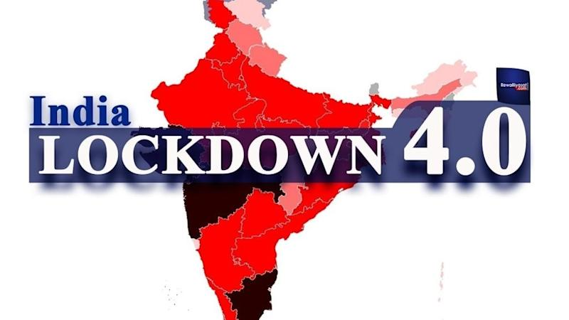 India  forced to extend lockdown for another fortnight as case numbers surge