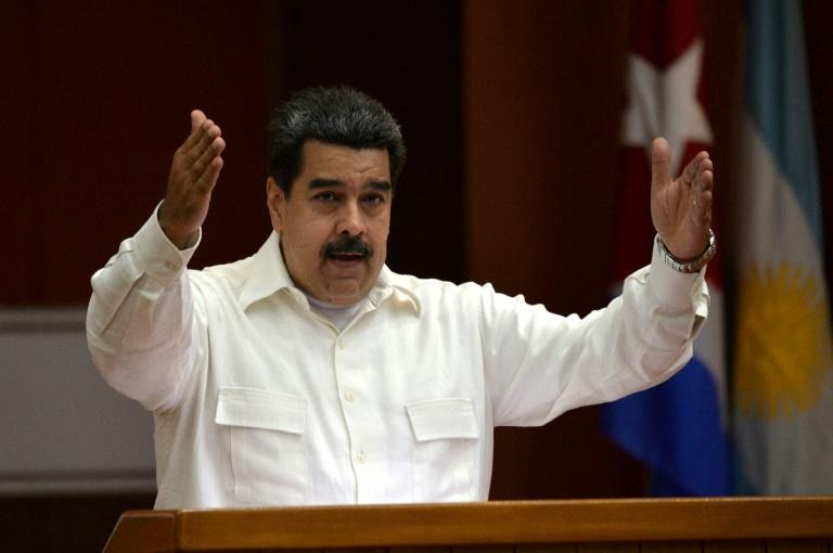 "President Nicolas Maduro tells Venezuelans fleeing their country's economic collapse to come home and ""stop cleaning foreign toilets"""