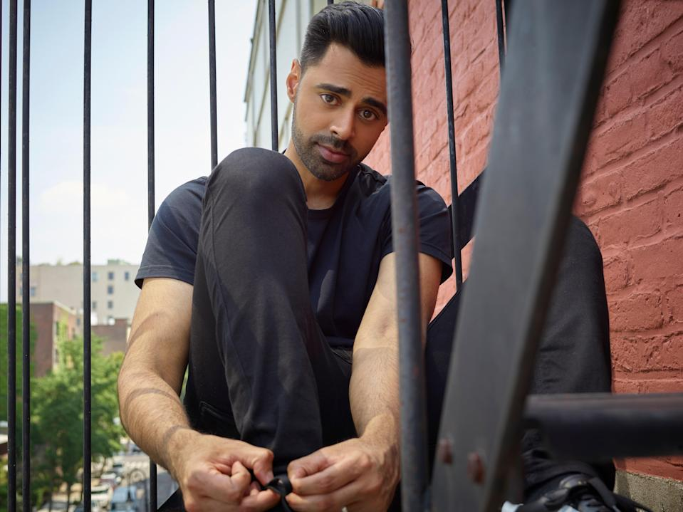 """<p>Comedian and former <em>Daily Show</em> correspondent Hasan Minhaj gives his hilarious and nuanced take on politics in this Netflix original talk show. The series has won an Emmy and Peabody Award for its fascinating reports on everything from Amazon to student loan debt to fast fashion. Unfortunately, the show was canceled in 2020, so there are no new episodes to look forward to once you've completed your binge. We'll miss it. </p> <p><a href=""""https://www.netflix.com/title/80239931"""" rel=""""nofollow noopener"""" target=""""_blank"""" data-ylk=""""slk:Available to stream on Netflix"""" class=""""link rapid-noclick-resp""""><em>Available to stream on Netflix</em></a></p>"""