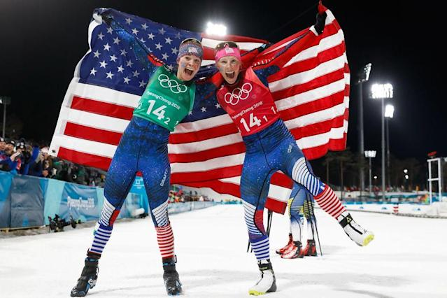 Winter Olympics 2018: Jessie Diggins to Carry U.S. Flag in Closing Ceremony
