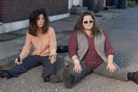 "<p>We never knew we needed these two together in a female buddy cop movie until we got 2013's <em>The Heat</em>. The unlikely combo results in a lot of laughs, drunken nights, and self-discovery. Bullock doesn't play second fiddle to Melissa McCarthy's physical comedy either. She commands the screen just as much as her hilarious partner, whom she reluctantly teams up with to take down a drug lord. Crossing our fingers for the sequel fans so deserve.</p><p><a class=""link rapid-noclick-resp"" href=""https://www.amazon.com/Heat-Sandra-Bullock/dp/B00F4ARI3I/?tag=syn-yahoo-20&ascsubtag=%5Bartid%7C10063.g.36311669%5Bsrc%7Cyahoo-us"" rel=""nofollow noopener"" target=""_blank"" data-ylk=""slk:WATCH NOW"">WATCH NOW</a></p>"