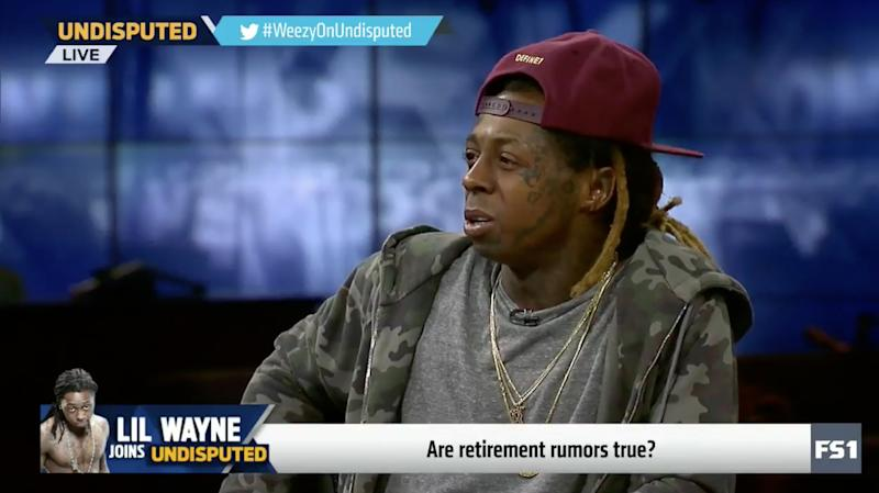 Lil Wayne Explains Tweets That Sparked Retirement Rumors