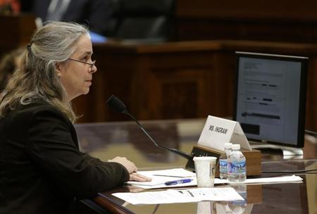 IRS Sarah Hall Ingram testifies before Committee on Oversight and Government Reform on Capitol Hill in Washington