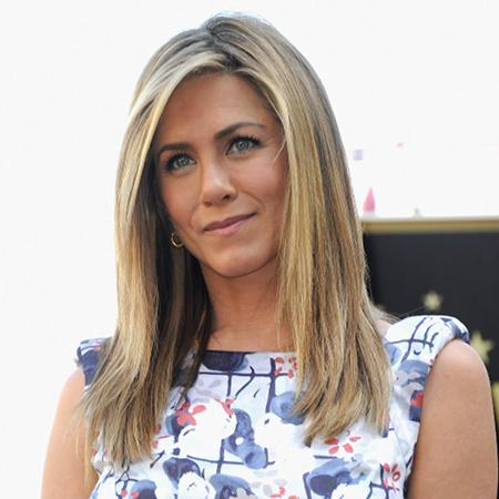 Jennifer Aniston unfazed by topless scene