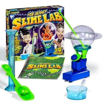 Slime Laboratory - Credit: The Science Museum