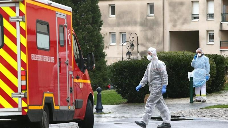 French parliament records third coronavirus case as death toll mounts in France