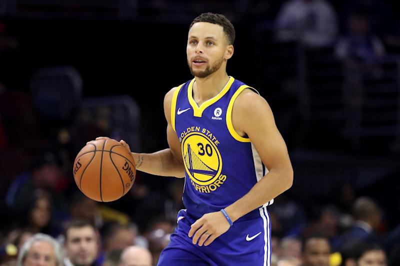 Steph Curry turned down Space Jam 2 role