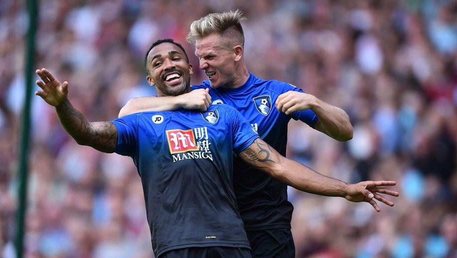 <p><strong>22nd August 2015 vs West Ham United</strong></p> <br /><p>After two narrow defeats to kick off their first ever top flight campaign in 2015/16, Bournemouth saved the goals for a stunning 4-3 win over West Ham in their third Premier League game.</p> <br /><p>Callum Wilson scored the Cherries' first goal of the day, and the season, after 11 minutes and had doubled his tally within half an hour. Marc Pugh also scored and Wilson's decisive hat-trick goal came from the penalty spot with just over 10 minutes left on the clock.</p>