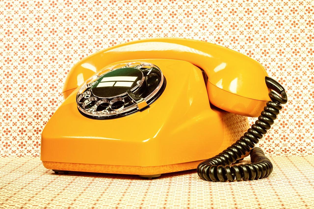 """<p>The first cellular telephone was invented in <a href=""""https://www.cbc.ca/news/technology/5-major-moments-in-cellphone-history-1.1407352"""" target=""""_blank"""">1973</a>, but it wasn't until the early 2000s that having a personal phone became the norm.</p>"""