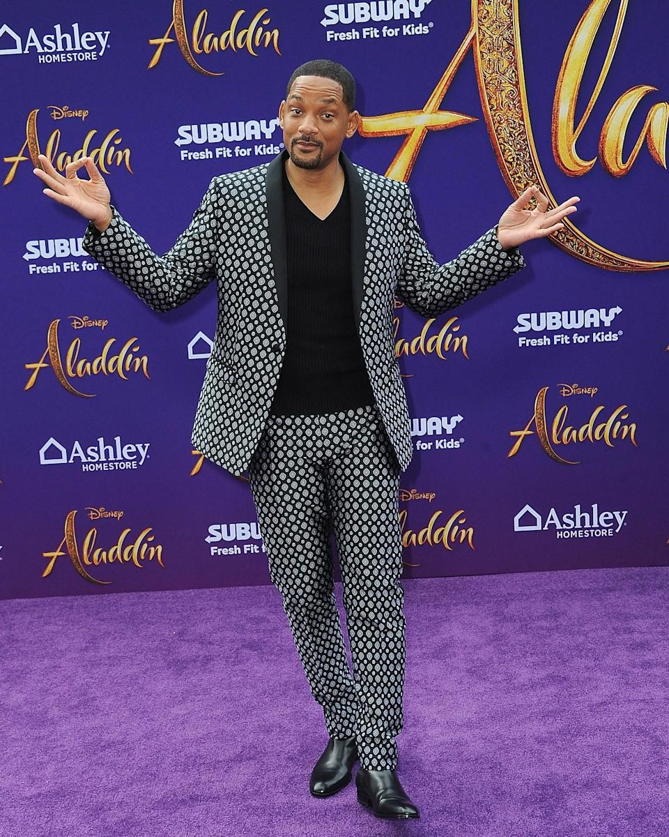 """<h1 class=""""title"""">May 22: Will Smith</h1> <div class=""""caption""""> Big Willie Style </div> <cite class=""""credit"""">Albert L. Ortega/Getty Images</cite>"""