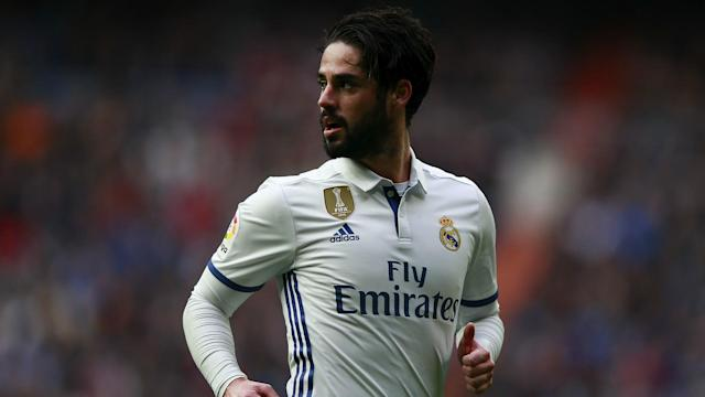 Isco fancies Real Madrid's chances of doing the double in Spain and Europe.