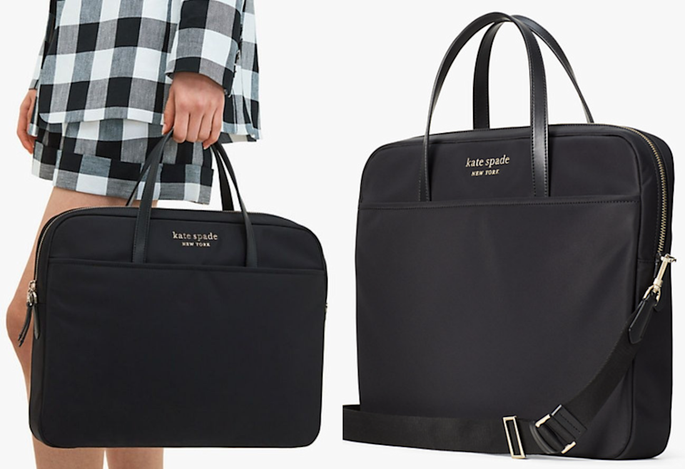 You'll look like a true professional toting around this bag.