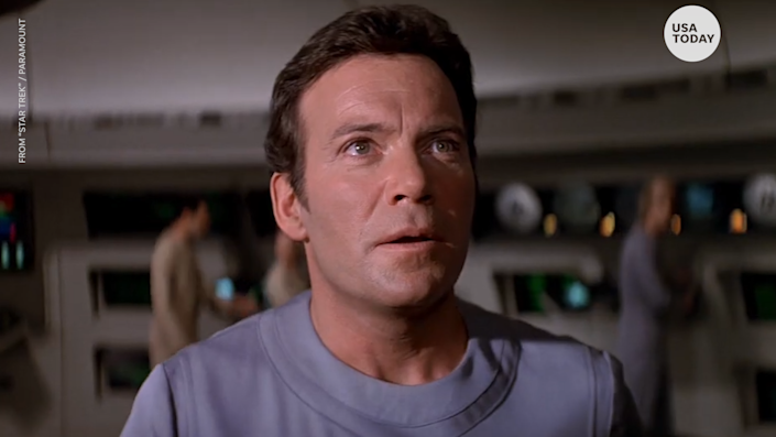Star Trek's Captain Kirk will go to space for real.