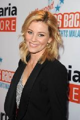 Elizabeth Banks arrives at Malaria No More Presents: Hollywood Bites Back! held at Club Nokia L.A. Live in Los Angeles on April 16, 2011 -- Getty Images