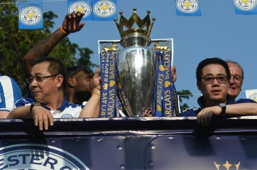 Leicester City's Thai owners to be sued by graft-buster