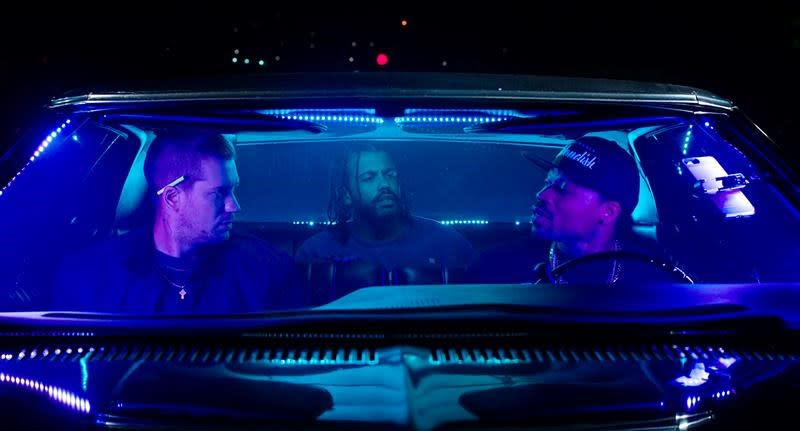 Review: In 'Blindspotting,' simmering tensions with a beat