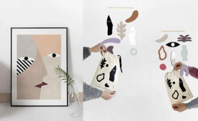 """<a href=""""https://fave.co/33ENywm"""" target=""""_blank"""" rel=""""nofollow noopener noreferrer"""">Depeapa</a>is a Latinx-owned Etsy shop in Granada, Spain, that specializes in prints and mobiles using female figures and geometric shapes. Shop this<a href=""""https://fave.co/3iJd1ve"""" target=""""_blank"""" rel=""""nofollow noopener noreferrer"""">Guateque Jarana Collection for $21</a>at<a href=""""https://fave.co/33ENywm"""" target=""""_blank"""" rel=""""nofollow noopener noreferrer"""">Depeapa on Etsy</a>."""
