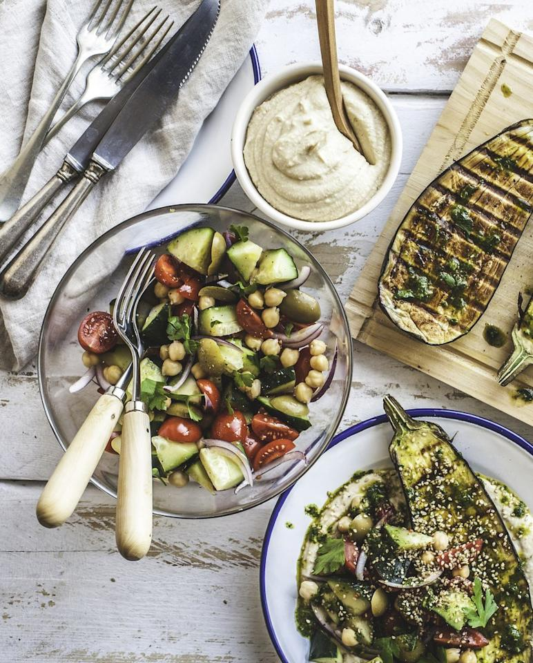 <p>It's all about lighting when getting that perfect dinner shot - try placing your plate down next to a window, and never use your built-in flash. Natural lighting shows all the delicious details and highlights the vibrant colours of your dish.</p>