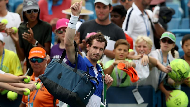Murray says he needs time after skipping US Open singles