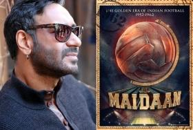 Ajay Devgn's football film 'Maidaan' to release on this date