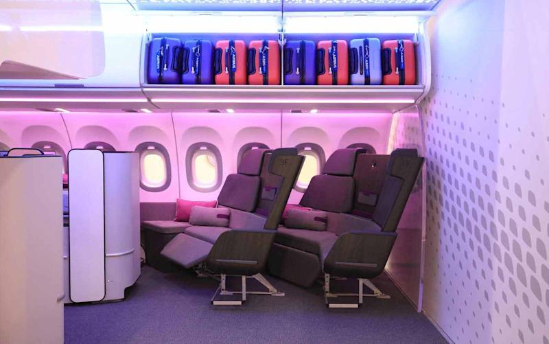Would you like to lounge at 35,000 feet? - www.lindner-fotografie.de +491725411578