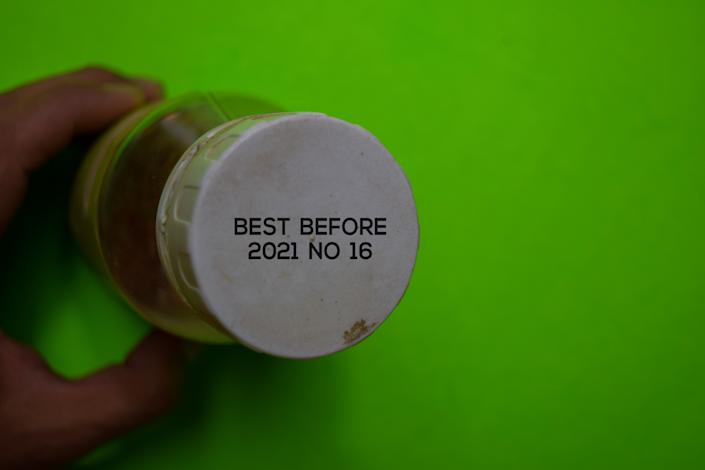 People often get confused about the difference between best-before and use-by dates. (Getty Images)