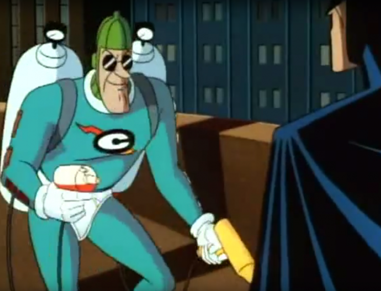 Condiment King in 'Batman: The Animated Series' (Photo: Warner Bros. Animation)