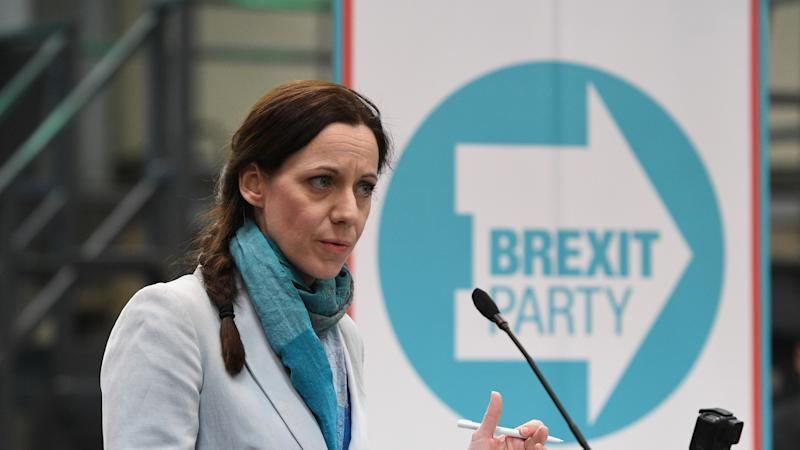 Annunziata Rees-Mogg hits out at 'broken' political system