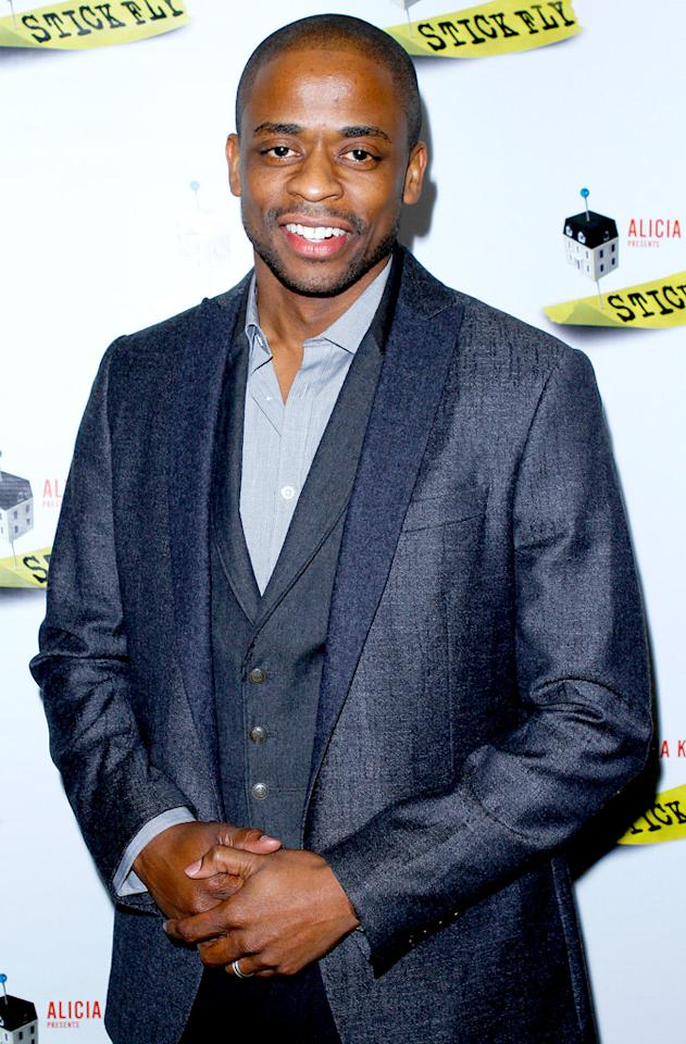 """Dule Hill (""""Psych"""") turns 37 on May 3."""