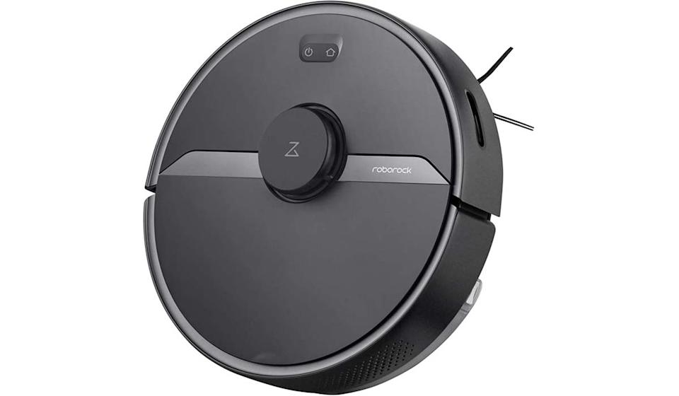 It vacuums! It  mops! Now if it would just pick up all those errant socks...(Photo: Amazon)