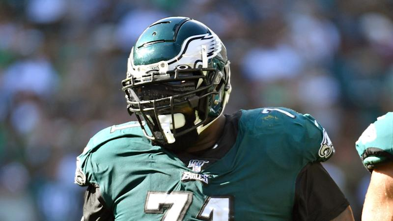 Doug Pederson says Jason Peters was too fatigued to finish game