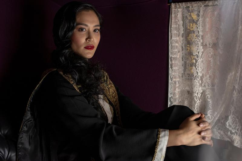 Dianne Doan plays Mai Ling in 'Warrior'. (PHOTO: HBO)