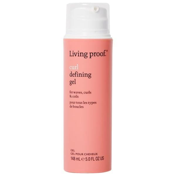 <p>This <span>Living Proof Curl Defining Gel</span> ($28) has a humectant blend inside to condition hair <em>and</em> a resin blend to protect finished curls from humidity-induced frizz.</p>