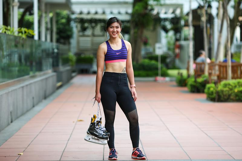 Singapore #Fitspo of the Week: Tiffany Ong (PHOTO: Cheryl Tay)